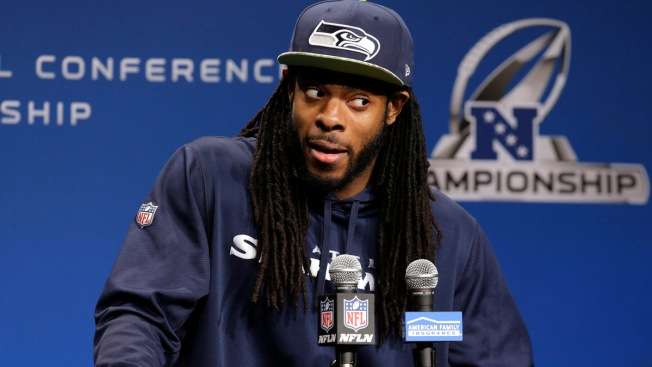 Sherman, Seahawks Take the Trash-Talk Lead Over Patriots