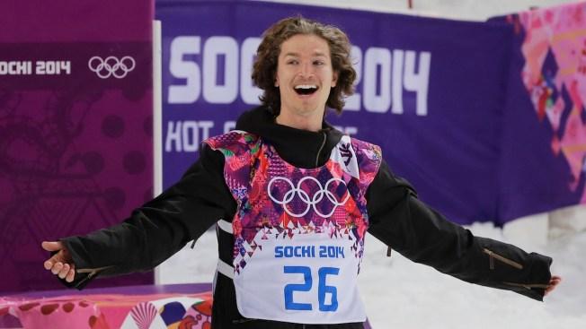 """""""I-Pod"""" Revels in Golden Olympic Halfpipe Run"""
