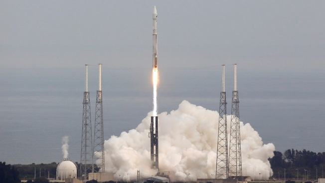 NASA Launches New Orbiter to Mars to Unravel Mysteries