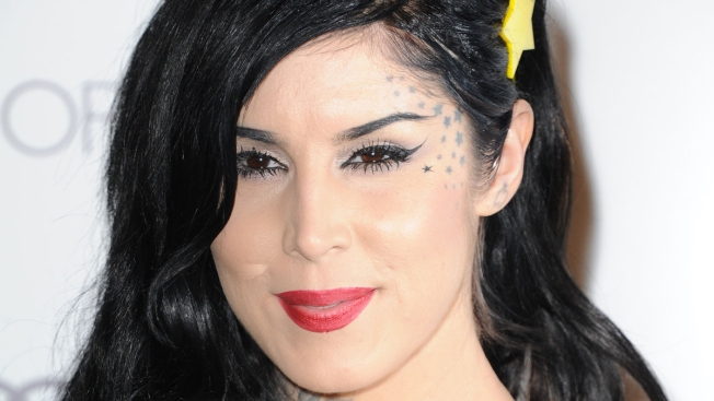 "Sephora Yanks Kat Von D's Controversial ""Celebutard"" Lipstick from Shelves"