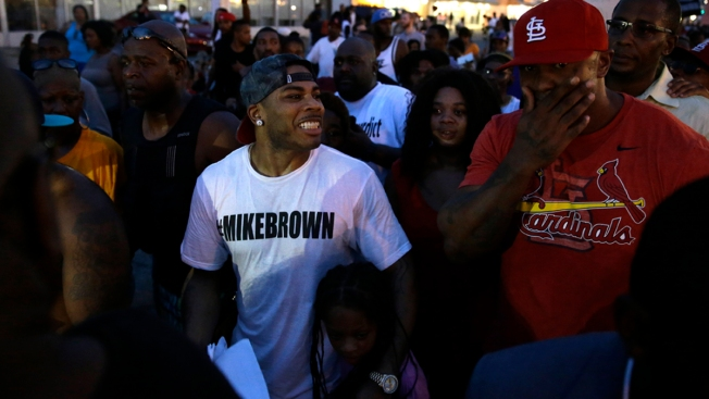 Hip-Hop Moves as Strong Force for Michael Brown