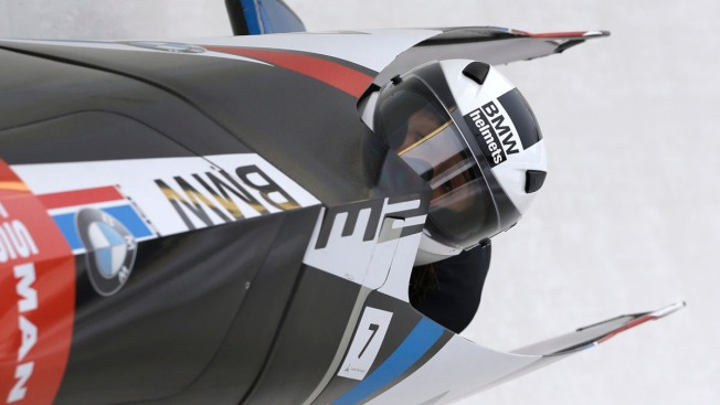 BMW, U.S. Bobsled Collaboration Turned Into Film