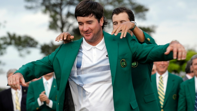 Bubba Watson Wins His Second Masters