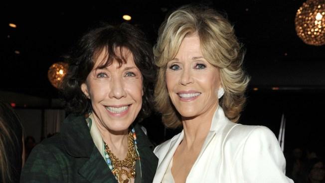 "Jane Fonda and Lily Tomlin Reunite for Netflix Comedy ""Grace and Frankie"""