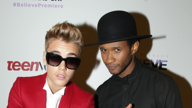 "Usher Defends Justin Bieber: ""He Is Unequivocally Not a Racist"""