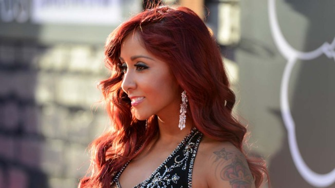 Snooki Talks Anorexia Battle in High School, Starving Herself for Cheerleading Squad