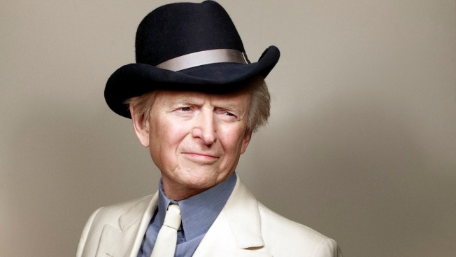 New York Public Library Acquires Tom Wolfe Archive