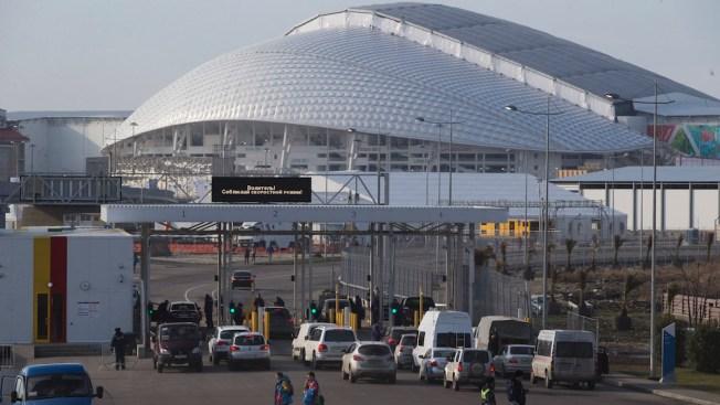 Media Watchdog Blasts Sochi Restrictions