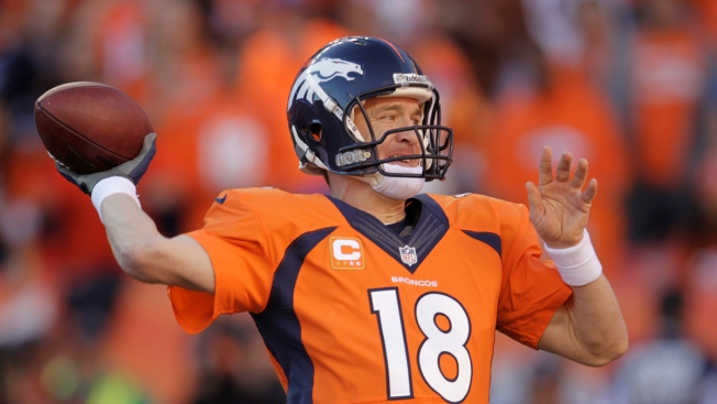 Broncos' Manning May Keep Going Even With SB Win