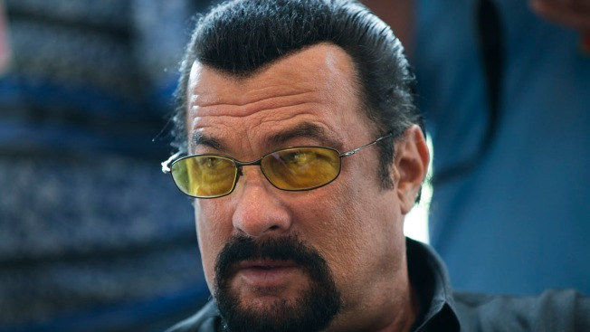 Steven Seagal Says He May Run For Ariz. Governor