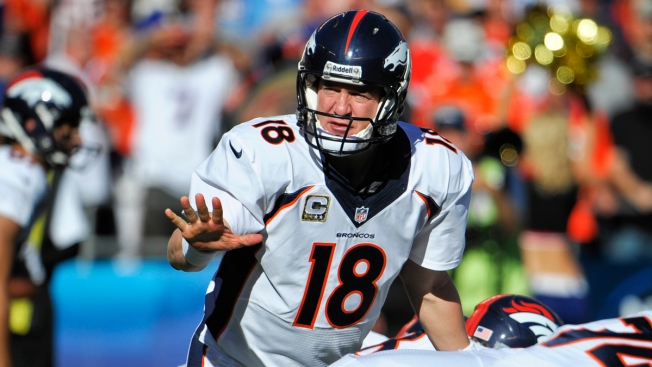 Manning Honored as SI's Sportsman of the Year