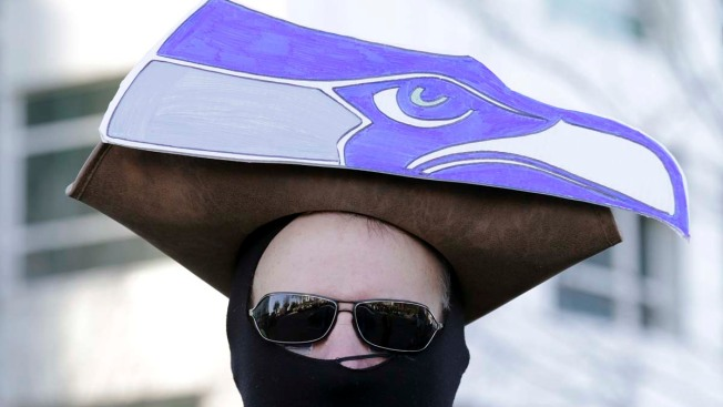 Seattle Erupts During Seahawks Super Bowl Parade
