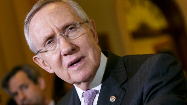 Harry Reid: Washington Redskins Should Change Name