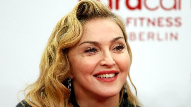 Madonna Does NYC Jury Duty, Briefly