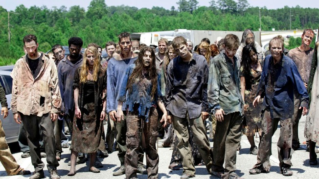 """Walking Dead"" Brings New Life to Ga. Town"