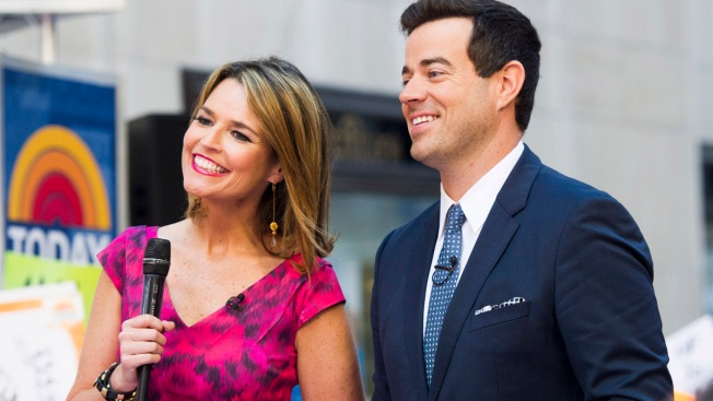 "Carson Daly Joins ""Today"" Show as Host of Orange Room"