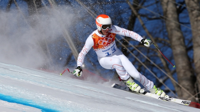 """Bode Miller Fastest in Last Downhill Training Run on """"Treacherous"""" Sochi Course That """"Could Kill You"""""""