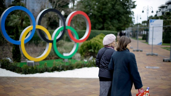 Sochi Organizers Clarify Free-Speech Issue