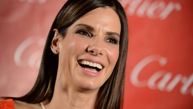 Sandra Bullock Surprises High School Grads and Shares Some Wisdom: Stop Worrying and Don't Pick Your Nose