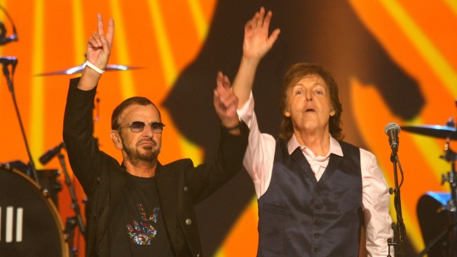 All-Star Line Up Pays Tribute to The Beatles