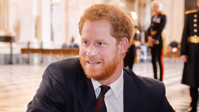 Prince Harry Is Coming to America Next Week