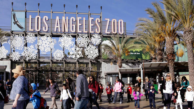 Show Your Rams Pride, Save at the LA Zoo