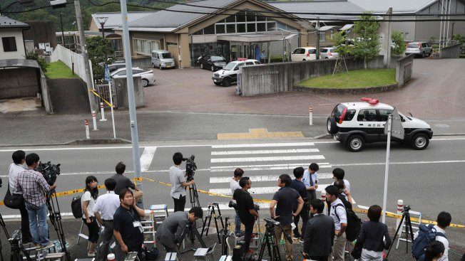 Letter Foretold Japan Rampage That Killed 19 Disabled People