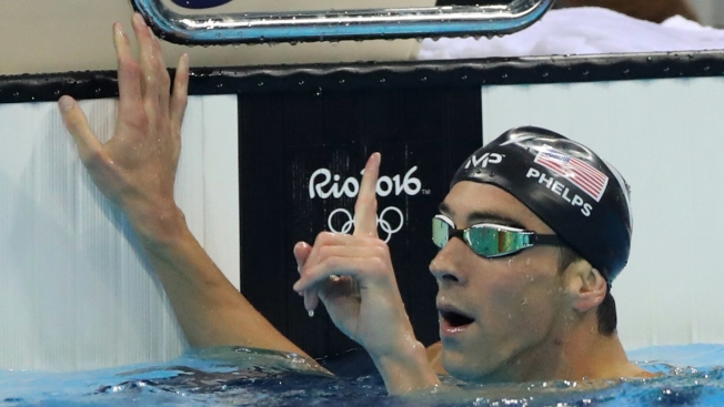 Phelps Wins 2 Gold Medals, Brings Total To 21