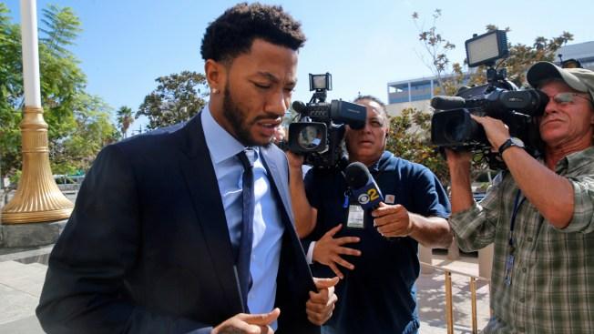 NBA Star's Accuser Gives Tearful Testimony in Rape Case