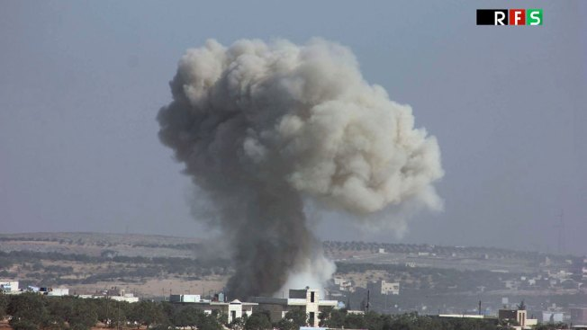 Airstrikes in Syria Kill 21 Civilians