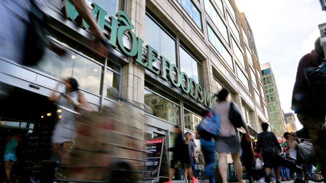 Amazon buys Whole Foods
