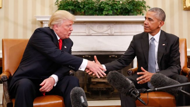 Obama Advised Trump In Letter To Lead Through 'Action And Example'