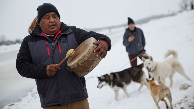 Next Test for Pipeline Protesters: The North Dakota Winter