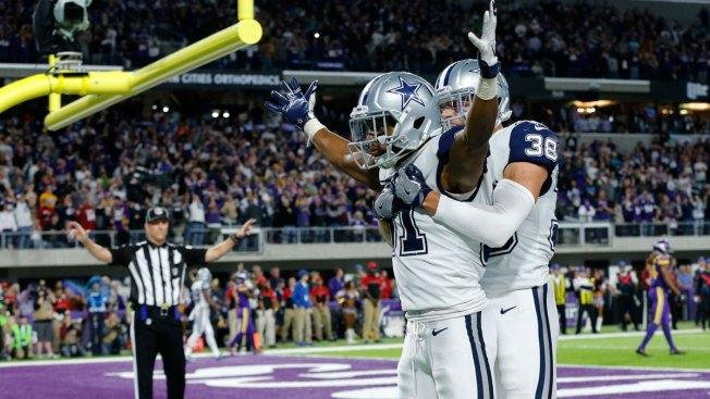 Wilber's big play keys Cowboys' 11th straight victory