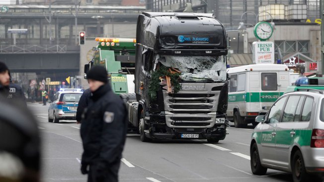 Man Suspected of Ties to Berlin Attacker Detained in Germany