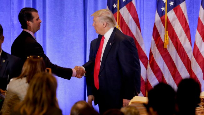Trump To Give Up Leadership Of Trump Organization But Will