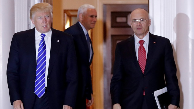 Trump's Labor Secretary Nominee Puzder Withdraws Nomination