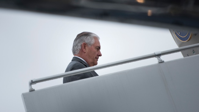 Tillerson to Meet With Turkish Leaders on Possible Joint ISIS Fight