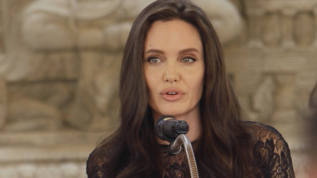 Angelina Jolie on Brad Pitt: 'We Will Always Be a Family'