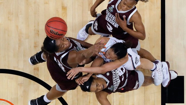 Mississippi State Stuns UConn With Upset in OT