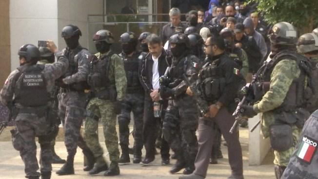 'Right-Hand Man' of 'El Chapo' Nabbed in Mexico City