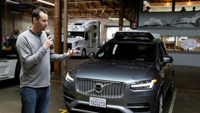 Uber Fires Autonomous Car Researcher Involved in Lawsuit
