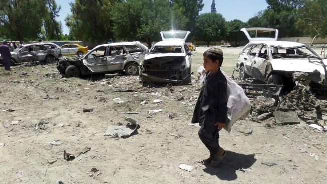 18 Killed in Suicide Car Bomb Attack on First Day of Ramadan: Afghan Official