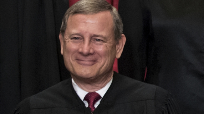 In Rare Rebuke, Roberts Raps Trump for 'Obama Judge' Comment