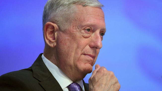 Defense Secretary Mattis Turns Up Heat on North Korea and China