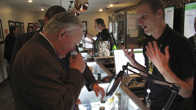 Nevada Recreational Pot Pits Liquor Lobby, Medical Dealers