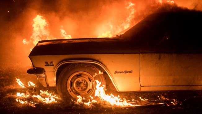 'I Don't Know What's Worse – Fire or Water': California Wildfires Feed on Grass Brought on by Winter Rain