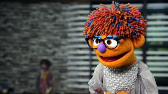 New Muppet in Afghanistan's 'Sesame Street' Promotes Gender Equality
