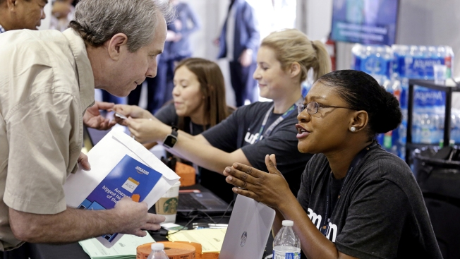 US Employers Added 148,000 Jobs in Dec., Unemployment Rate Stays 4.1 Pct.