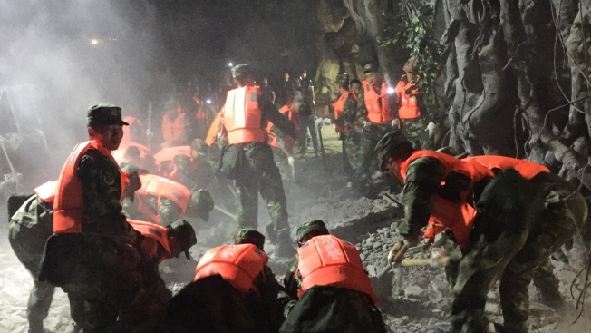At Least 19 Dead, More Than 240 Injured After Strong Quake Rocks Southwest China